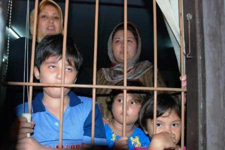 Hundreds of Afghan immigrants have been arrested in Indonesian jails. (Reuters Photo)